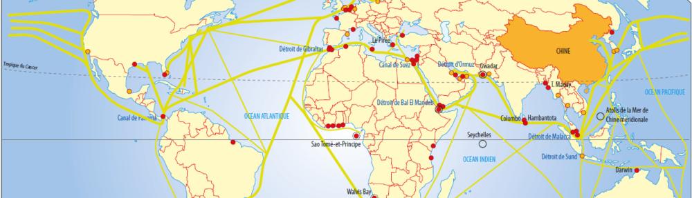 Géographies et géopolitiques appliquées